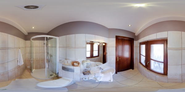 Hotel Bathroom Environment Panoramas Texturify Free